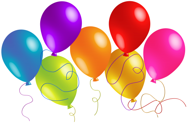 100 Premium Quality Balloons 12 Inch Assorted Color Helium And Air Balloons For Birthdays And Events By Nexci Balloon Birthday Birthday Balloon Transparent Background PNG Clipart