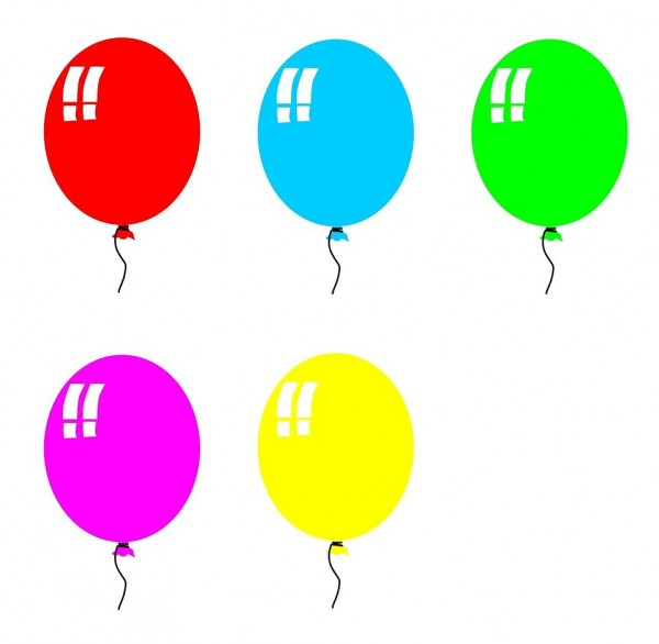 Balloon Dog - Mini - Blue Computer Icons Balloon Balloon Transparent Background PNG Clipart