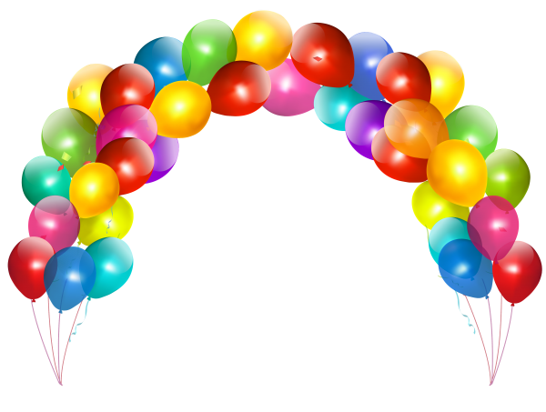 Cake Balloon Birthday Balloon Architecture Transparent Background PNG Clipart