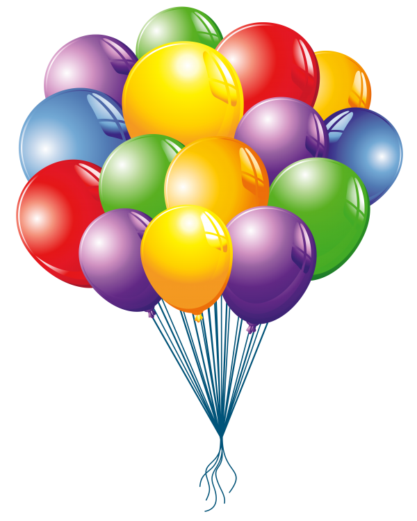 Open Computer Icons Balloon Birthday Clip Art Transparent Background PNG Clipart