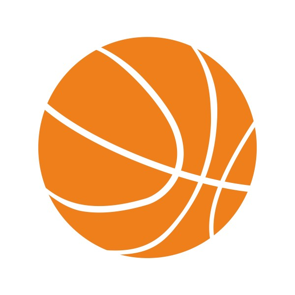Sports Scalable  Design Basketball Transparent Background PNG Clipart