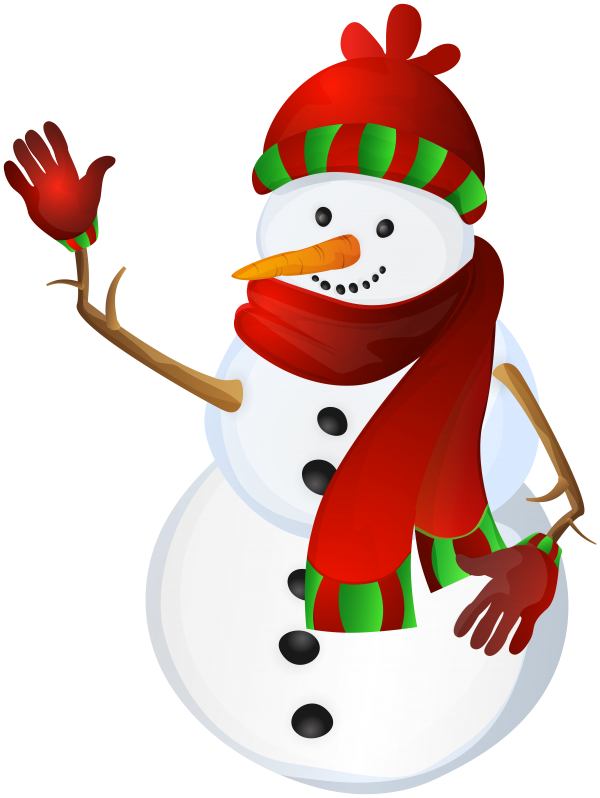 Istock Snowman Character Clip Art Transparent Background PNG Clipart