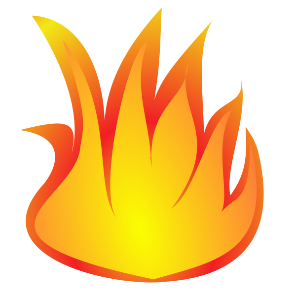 Campfire Fire Fireplace Graphics Transparent Background PNG Clipart