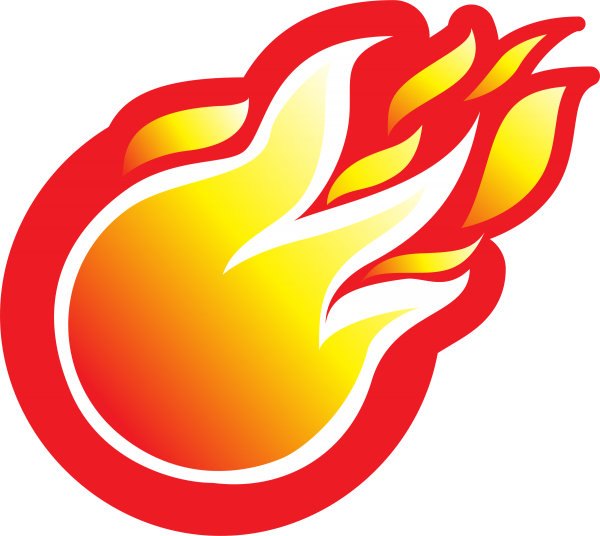 Clip Art Flame Computer Icons Yellow Transparent Background PNG Clipart