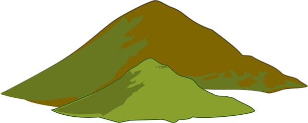 Scalable  Rocky Mountain Mountain Leaf Transparent Background PNG Clipart