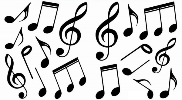 Free Music Book Decal Text Transparent Background PNG Clipart