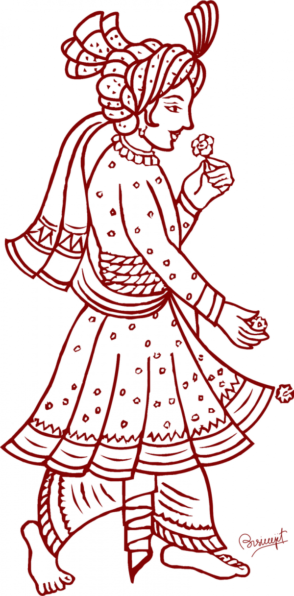 Embroidery Weddings In India Hindu Wedding Drawing Transparent Background PNG Clipart