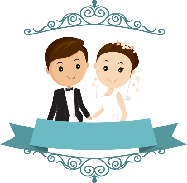 Wedding Invitation Engagement Happy Transparent Background PNG Clipart