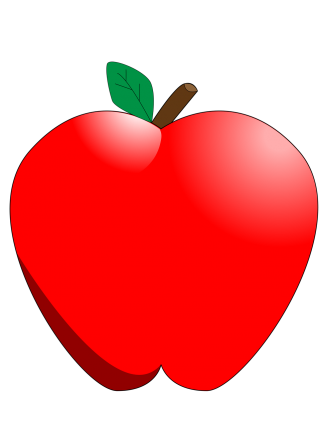 apple, apple, cartoon, clip art transparent background PNG clipart thumbnail