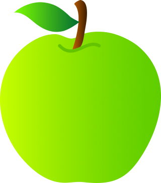 granny smith, green, open, tree transparent background PNG clipart thumbnail