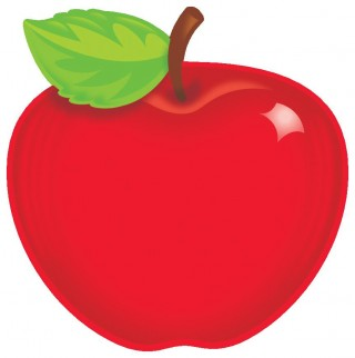 teacher created, apple, shiny red apple classic accents | t-10071, leaf transparent background PNG clipart thumbnail