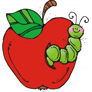 teacher, presentation, teacher with apple, cartoon transparent background PNG clipart thumbnail