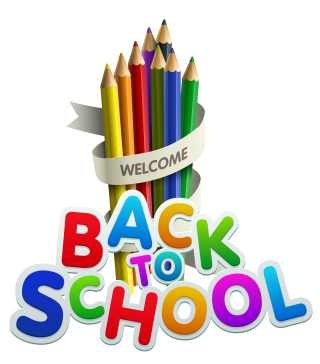welcome back, state school, first day of school, pencil - back to school transparent background PNG clipart thumbnail