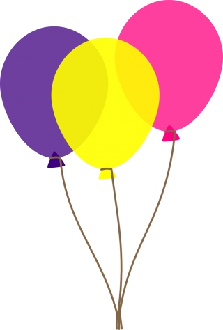 birthday, balloon, flower bouquet, toy - balloon transparent background PNG clipart thumbnail