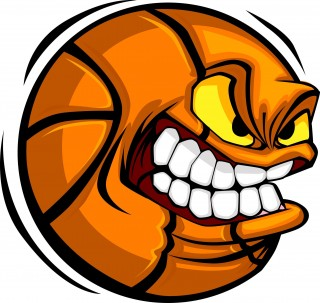 basket, volleyball, sports, fictional character - basketball transparent background PNG clipart thumbnail
