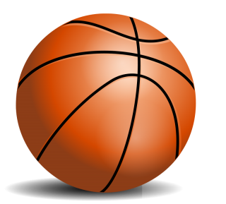 sports, website, open, graphics - basketball transparent background PNG clipart thumbnail