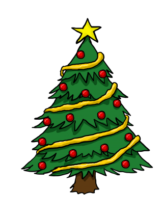 artificial christmas tree, christmas carol, christmas tree, tree - christmas tree transparent background PNG clipart thumbnail