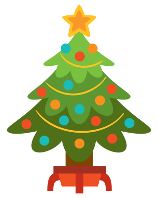 christmas day, santa claus, mathematics, christmas - christmas tree transparent background PNG clipart thumbnail