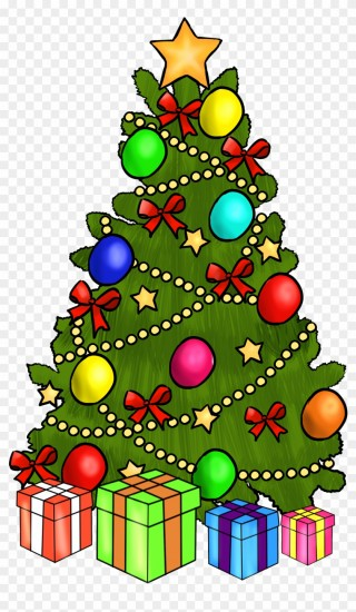 christmas day, tree, christmas tree, christmas decoration - christmas tree transparent background PNG clipart thumbnail