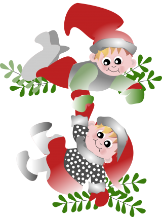 christmas elf, christmas day, scalable , christmas transparent background PNG clipart thumbnail