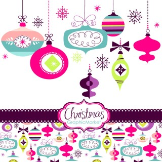 christmas tree, christmas day, new year, sticker transparent background PNG clipart thumbnail