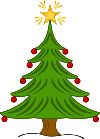 christmas tree, open, christmas decoration, christmas tree - christmas transparent background PNG clipart thumbnail