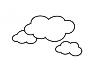 cumulus, rain, lightning, white - cloud transparent background PNG clipart thumbnail