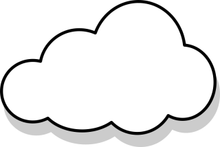 clip art, website, cloud, clip art - cloud transparent background PNG clipart thumbnail