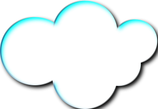 cloud, art, line art, cloud - cloud transparent background PNG clipart thumbnail