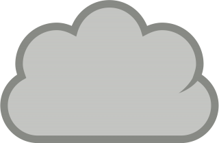 lightning, cloud, clip art, heart - cloud transparent background PNG clipart thumbnail