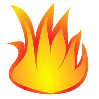 campfire, fire, fireplace, graphics - fire transparent background PNG clipart thumbnail