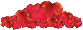 emoji, heart, love, red transparent background PNG clipart thumbnail