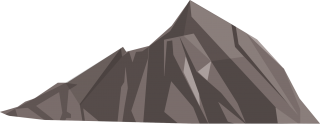 mountain, scalable , rocky mountain, rock transparent background PNG clipart thumbnail
