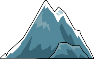 scalable , mountain, computer icons, mountain - mountain transparent background PNG clipart thumbnail