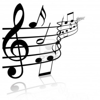free music, a. r. rahman, song, black-and-white - music notes transparent background PNG clipart thumbnail