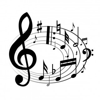 musical ensemble, musical note, music theory, font - music notes transparent background PNG clipart thumbnail
