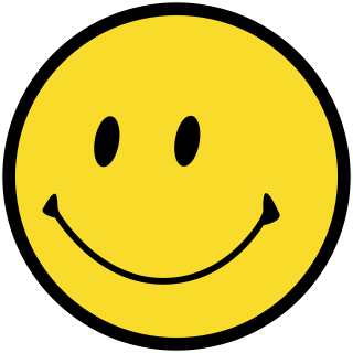 harvey ball, emoji, face, smile transparent background PNG clipart thumbnail