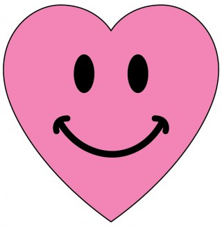 heart, computer icons, emoticon, emoticon - smiley face transparent background PNG clipart thumbnail