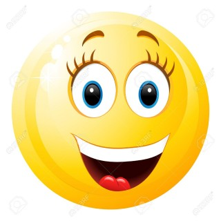 open, facial expression, emoticon, mouth - smiley face transparent background PNG clipart thumbnail