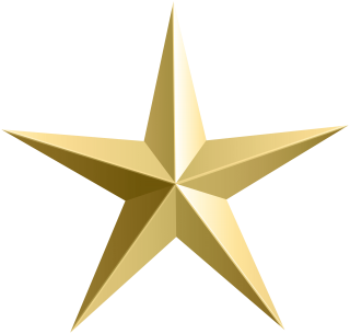 clip art, scalable , gold, metal - star transparent background PNG clipart thumbnail