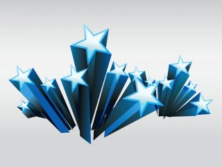 clip art, vexel, star, graphics - star transparent background PNG clipart thumbnail