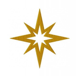 star of bethlehem, tree-topper, star polygon, star - star transparent background PNG clipart thumbnail