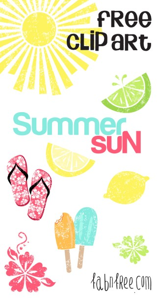 digital scrapbooking, summer, party, graphics - summer transparent background PNG clipart thumbnail