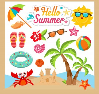 summer vacation, art, website, art transparent background PNG clipart thumbnail