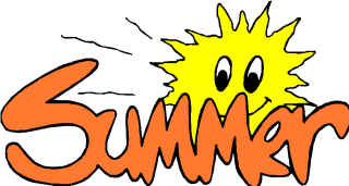 video, cartoon, summer, clip art - summer transparent background PNG clipart thumbnail
