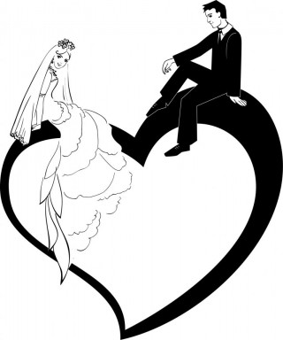 art, wedding dress, open, clip art - wedding transparent background PNG clipart thumbnail