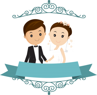 wedding, invitation, engagement, happy transparent background PNG clipart thumbnail